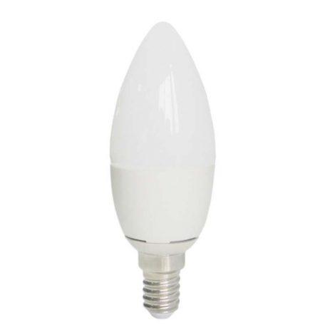 Eurolamp Λάμπα Led SMD Minion 4W E14 6500K 240V