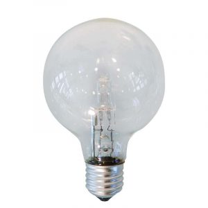 Eurolamp Λάμπα Αλογόνου ECO 30% Γλόμπος G80 28W E27 240V