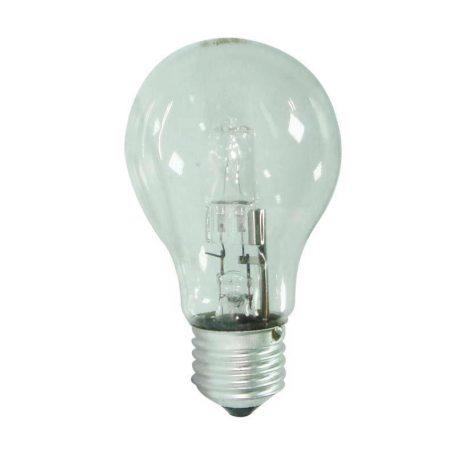 Eurolamp Λάμπα Αλογόνου ECO 30% Κοινή 42W E27 240V