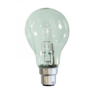 Eurolamp Λάμπα Αλογόνου ECO 30% Κοινή 70W B22 240V