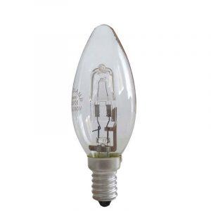 Eurolamp Λάμπα Αλογόνου ECO 30% Minion 42W E14 240V