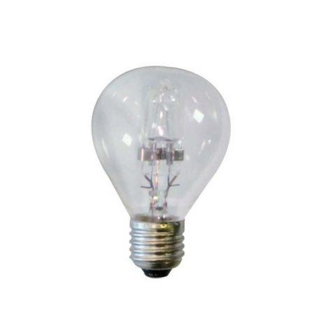 Eurolamp Λάμπα Αλογόνου ECO 30% Σφαιρική 18W E27 240V