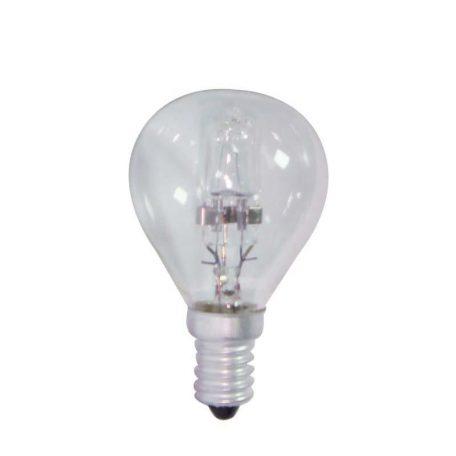 Eurolamp Λάμπα Αλογόνου ECO 30% Σφαιρική 42W E14 240V
