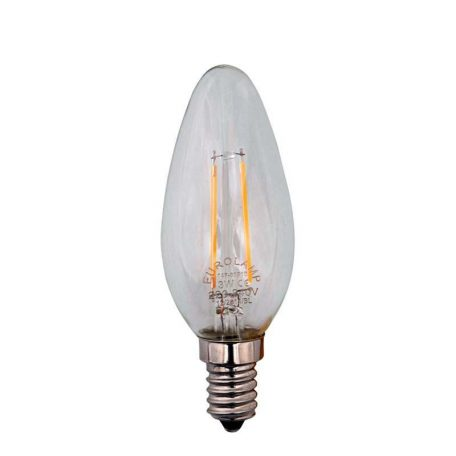 Eurolamp Λάμπα Led Minion Filament 1W E14 3000K 240V