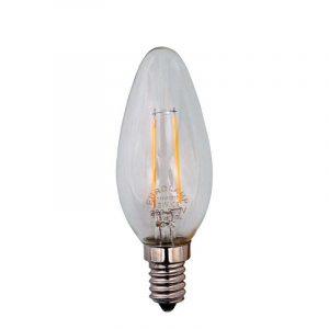 Eurolamp Λάμπα Led Minion Filament 4W E14 3000K 240V