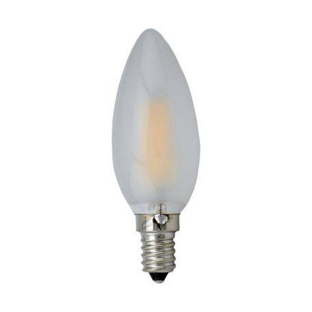 Eurolamp Λάμπα Led Minion Filament Dim 4W E14 3000K 240V Mat