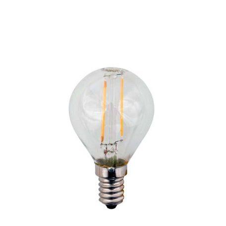 Eurolamp Λάμπα Led Σφαιρική Filament 3W E14 3000K 240V