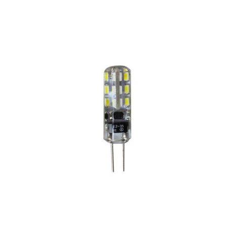 Eurolamp Λάμπα LED SMD G4 1,5W 6500K Σιλικόνης 12V AC/DC