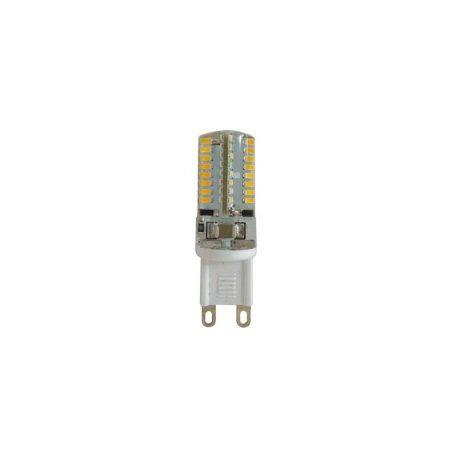 Eurolamp Λάμπα LED SMD G9 3W 3000K Σιλικόνης 240V