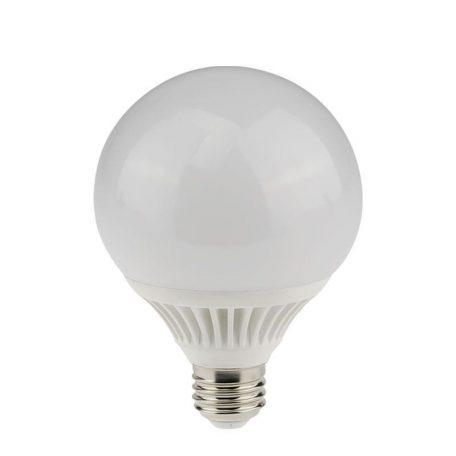Eurolamp Λάμπα Led SMD Γλόμπος Φ95 13W E27 6500K 240V
