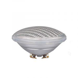 Eurolamp Λάμπα Led SMD PAR 56 IP68 18W Μπλέ 12V AC