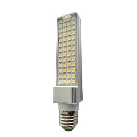 Eurolamp Λάμπα Led SMD PLC 10W E27 4000K AC110-265V