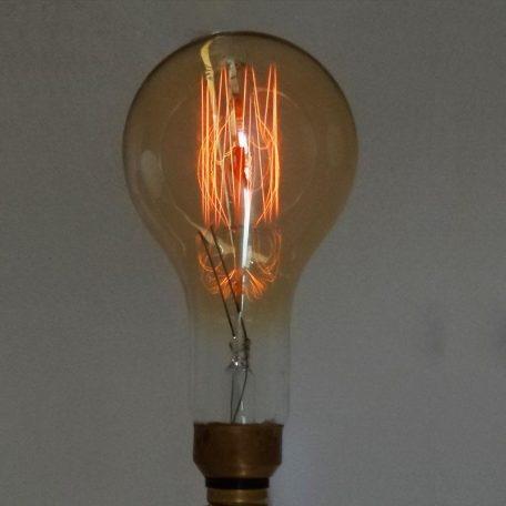 Eurolamp Λάμπα Νήματος Edison A110 60W E27 240V - elemech.gr