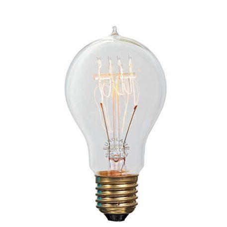 Eurolamp Λάμπα Νήματος Edison Κοινή 25W E27 240V - elemech.gr