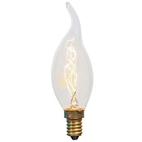Eurolamp Λάμπα Νήματος Edison Minion Τσουνί 25W E14 240V - elemech.gr