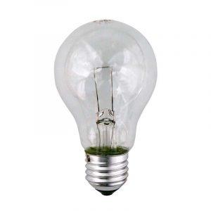 Eurolamp Λάμπα Πυράκτωσης Κοινή 60W E27 42V - elemech.gr