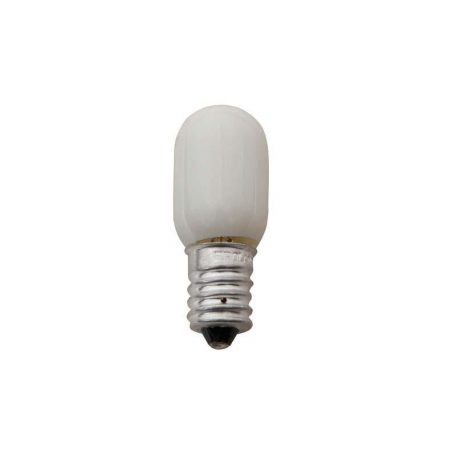 Eurolamp Λάμπα Πυράκτωσης Νυκτός Άσπρη 5W E14 240V - elemech.gr