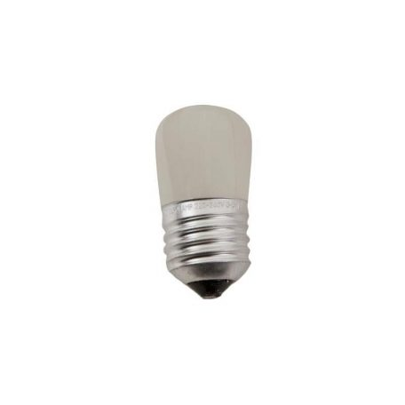 Eurolamp Λάμπα Πυράκτωσης Νυκτός Άσπρη 5W E27 240V - elemech.gr