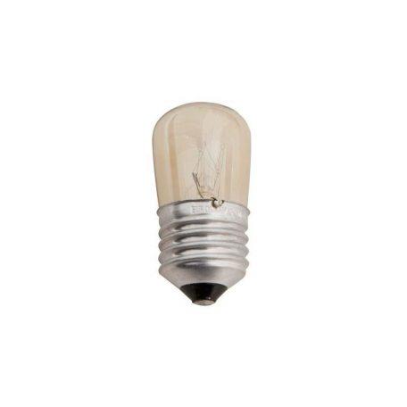 Eurolamp Λάμπα Πυράκτωσης Νυκτός Διάφανη 2 Τεμαχίων Blister 5W E27 240V - elemech.gr