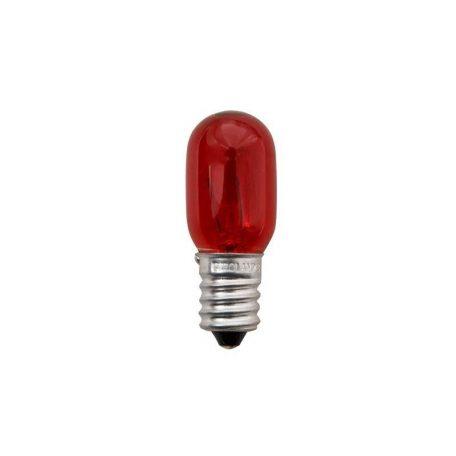 Eurolamp Λάμπα Πυράκτωσης Νυκτός Κόκκινη 5W E14 240V - elemech.gr
