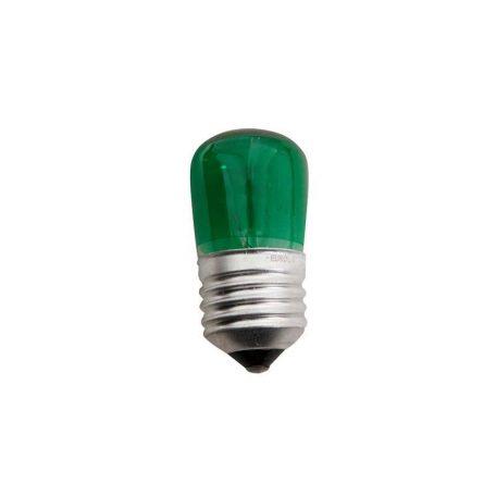 Eurolamp Λάμπα Πυράκτωσης Νυκτός Πράσινη 2 Τεμαχίων Blister 5W E27 240V - elemech.gr