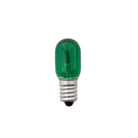 Eurolamp Λάμπα Πυράκτωσης Νυκτός Πράσινη 3 Τεμαχίων Blister 5W E14 240V - elemech.gr