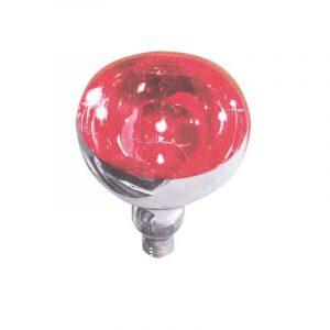 Eurolamp Λάμπα Πυράκτωσης Χοιροστασίου Κόκκινη 250W E27 240V - elemech.gr