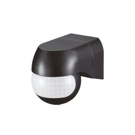 Eurolamp Επίτοιχος Ανιχνευτής Κίνησης Μαύρος IP44 800W - elemech.gr
