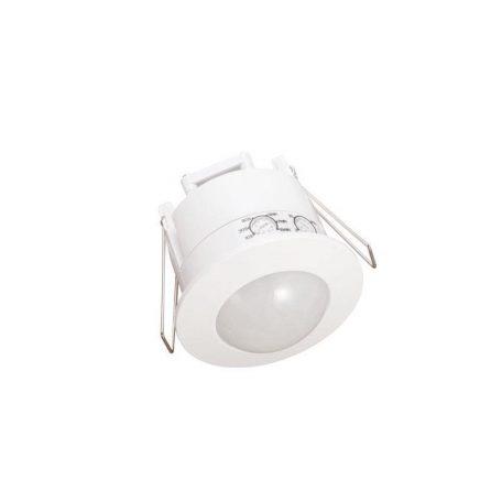 Eurolamp Ανιχνευτής Κίνησης Οροφής Χωνευτός Λευκός IP20 1200W - elemech.gr