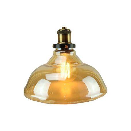 Eurolamp Διακοσμητικό Γυαλί Μελί Φ27 - elemech.gr