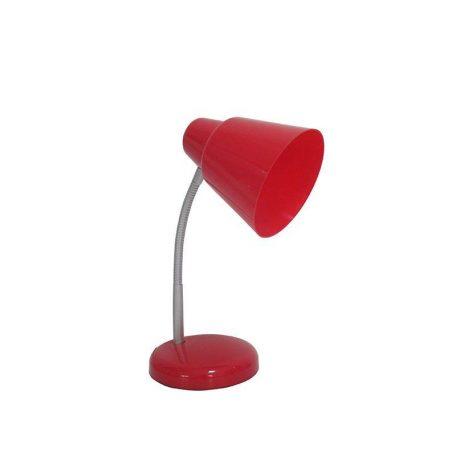 Eurolamp Φωτιστικό Γραφείου Πλαστικό Κόκκινο E27 - elemech.gr