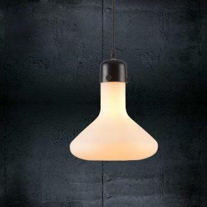 "Eurolamp Φωτιστικό Reflect Opal Φ210 E27 ""Μήλος"" - elemech.gr"