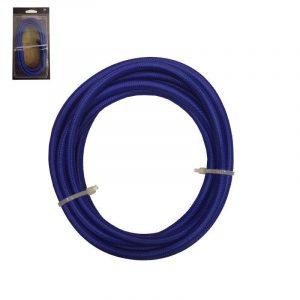 Eurolamp Καλώδιο Κορδόνι Μπλε 2x0.75mm 3m - elemech.gr