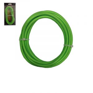 Eurolamp Καλώδιο Κορδόνι Πράσινο 2x0.75mm 3m - elemech.gr