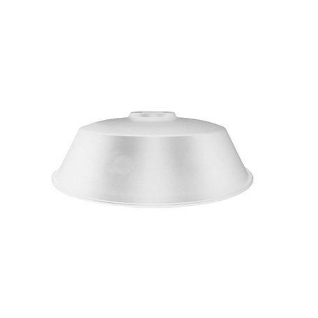 "Eurolamp Μεταλλική Σκιάδα Φ360 Λευκή Ματ ""Σύρος"" - elemech.gr"