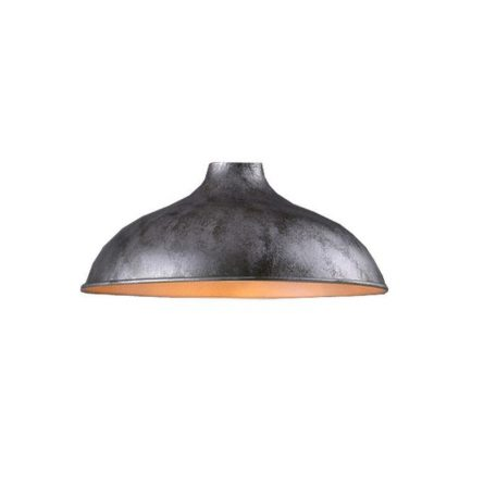"Eurolamp Μεταλλική Σκιάδα Φ360 Μπρονζέ ""Σύρος"" - elemech.gr"