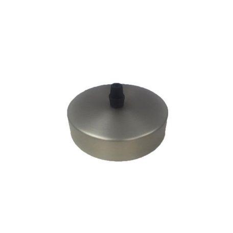 Eurolamp Ροζέτα Οροφής Νίκελ Ματ Φ100 - elemech.gr